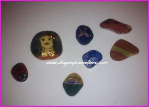 oslikavanje kamencica