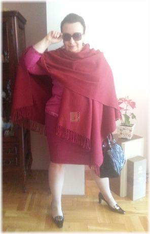 suknja boje vina  dragicap