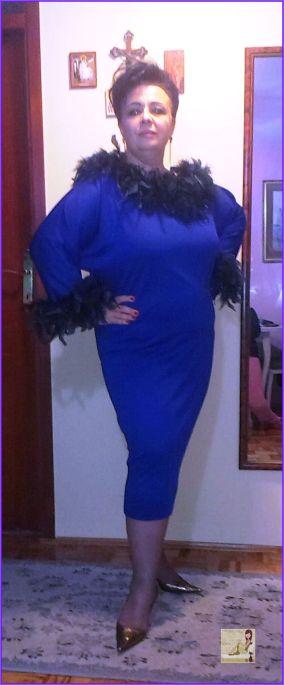 plava haljina 4