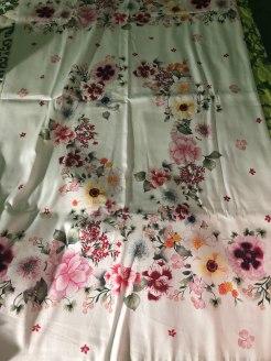 kineska haljina platno