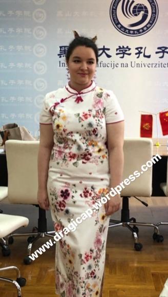 ksenija kineska haljina